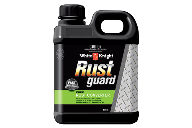 White Knight Rust Guard® Rust Converter