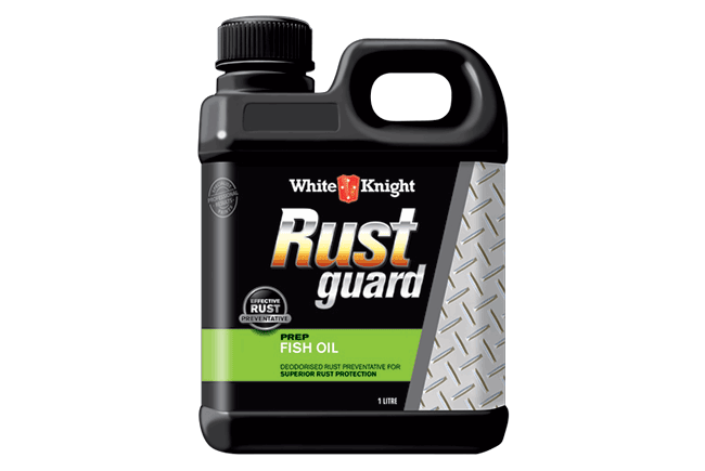 White Knight Rust Guard® Fish Oil