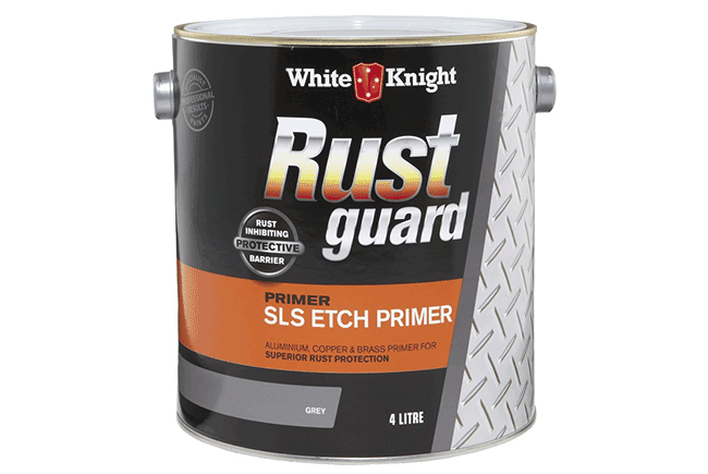 White Knight Rust Guard® SLS Etch Primer
