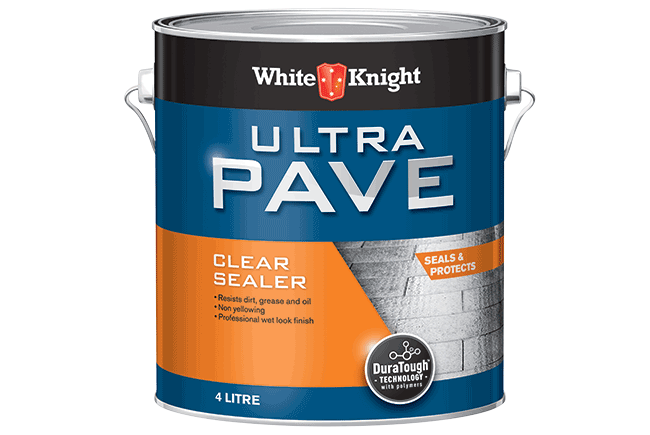 White Knight Ultra Pave® Clear Sealer