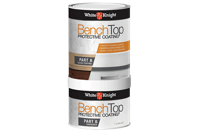 White Knight® Bench Top Protective Coating