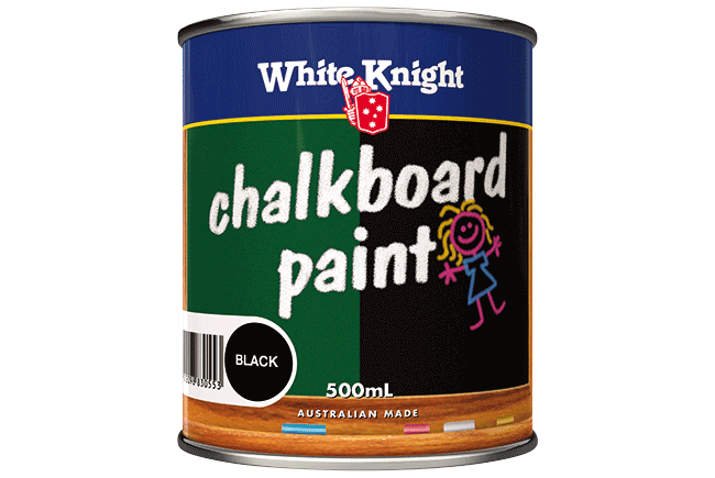 White Knight® Chalkboard Paint