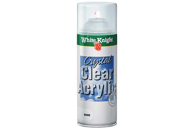 White Knight® Crystal Clear Acrylic
