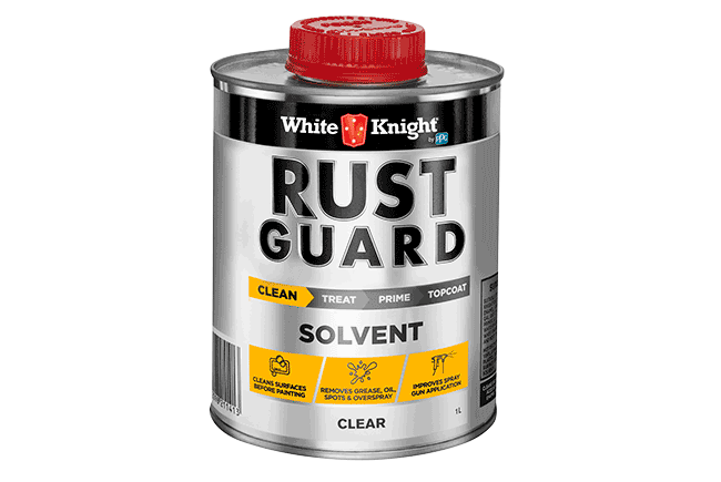 White Knight Rust Guard® Solvent