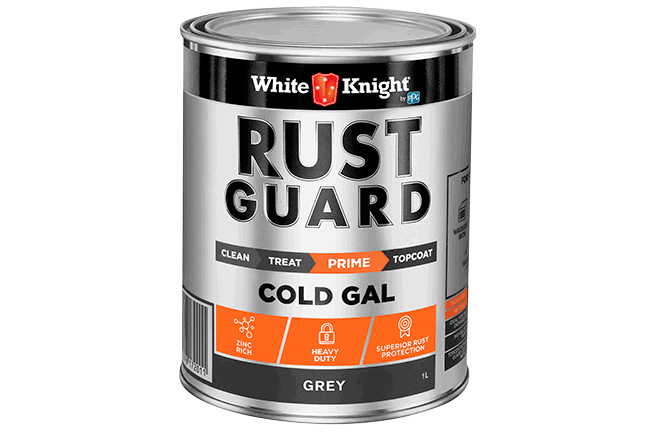 White Knight Rust Guard® Cold Gal